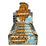 Grenade Carb Killa High Protein and Low Carb Bar, 12 x 60 g - White Chocolate Cook