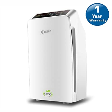Tesco Eco Clean Air Purifier 500sq Ft 30w With 5 Stage Air