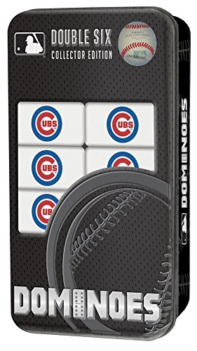 (MasterPieces MLB Chicago Cubs Dominoes Game)