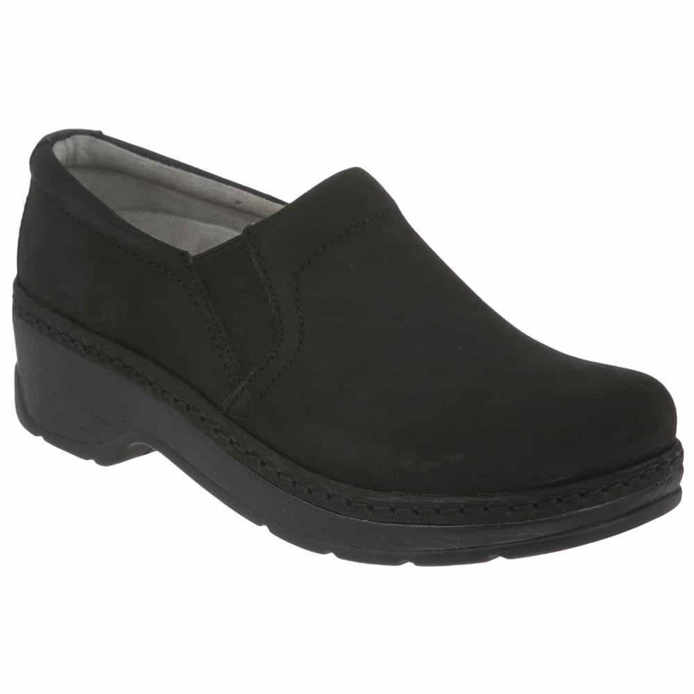 Klogs Unisex Naples Black Oiled Shoes - 12 B(M) US
