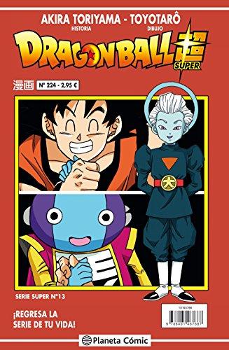 Dragon Ball Serie roja n� 224