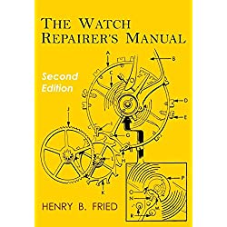 Watch Repair Books