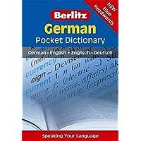 Berlitz: German Pocket Dictionary (Berlitz Pocket Dictionary)