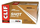 CLIF SHOT – Energy Gel – Mocha – With Caffeine (1.2 Ounce Packet, 24 Count) For Sale