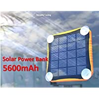 Extreme ECO Solar Alcatel THE BIG EASY Flip Window/Travel Rapid Charger Power Bank! (2.1A/5600mah)