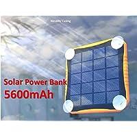 Extreme ECO Solar Motorola DROID Turbo Window/Travel Rapid Charger Power Bank! (2.1A/5600mah)