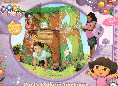 Playhut Dora's Explorer Treehouse