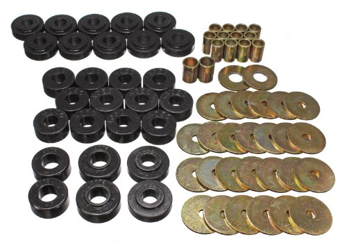Energy Suspension 3.4111G Body Mount Set for GM