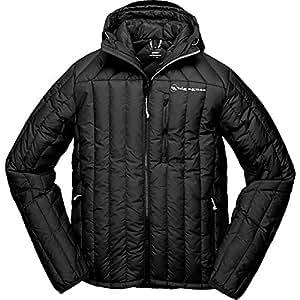 Big Agnes Mens Shovelhead Hooded Jacket (XS - Black)