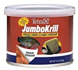 Tetra JumboKrill Aquatic Supplement, 14-Ounce