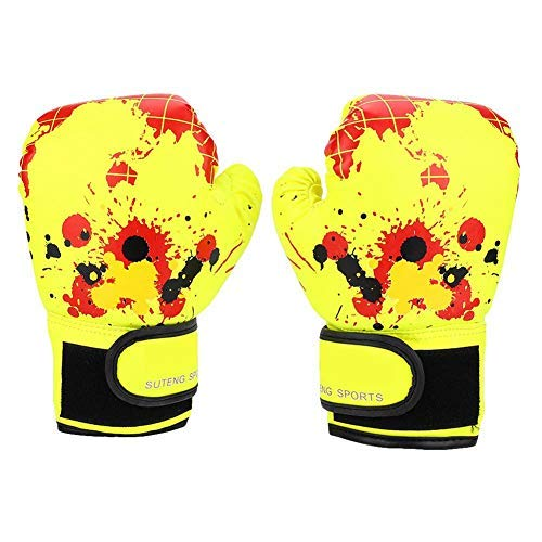 Children Boxing Gloves PU Children Sparring and Training Boxing Gloves for Age 2-11 Years [並行輸入品] B07T2Y9XSM