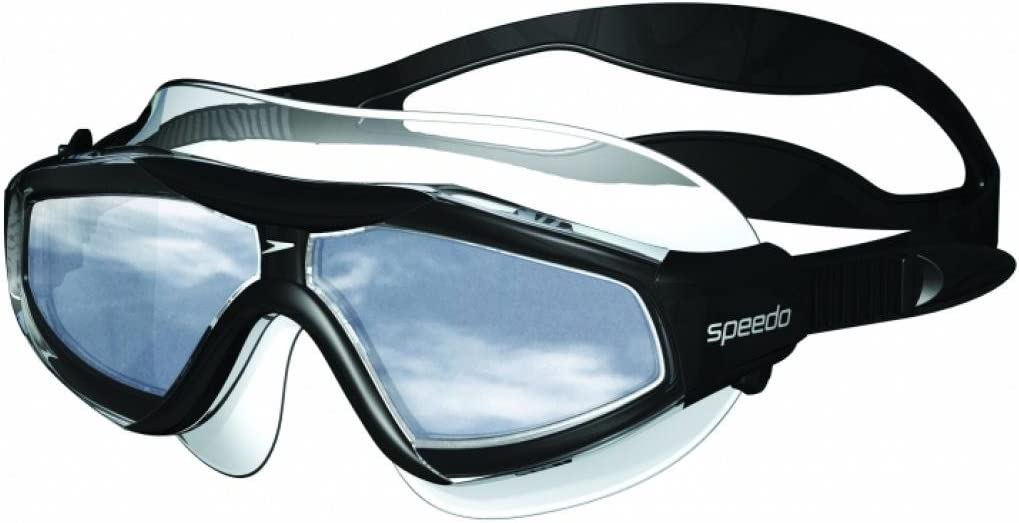 Porra satélite capacidad  SPEEDO BioFuse Rift Pro Mirror Mask Goggles, Black: Amazon.co.uk: Sports &  Outdoors