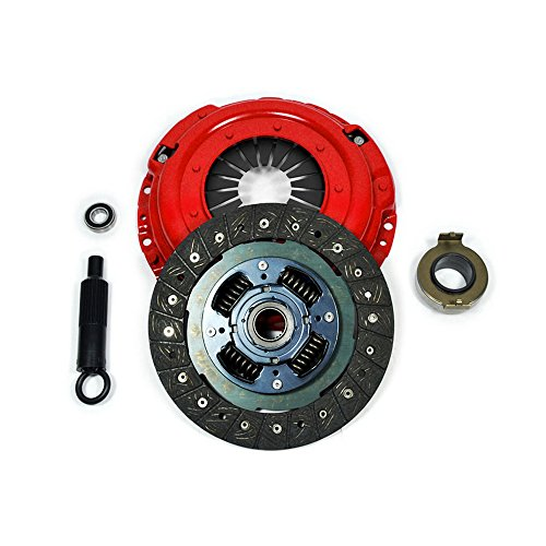 EFT STAGE 1 CLUTCH KIT PROBE GTS SE MX6 626 PROTEGE DX LX ES MP3 2.0L DOHC 4CYL