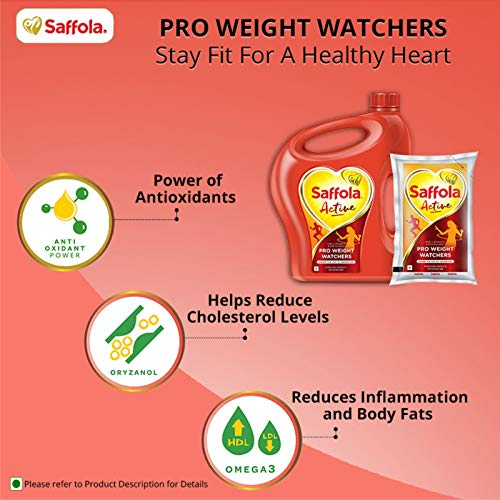 Saffola-Active-Pro-Weight-Watchers-Edible-Oil-Jar-5-L