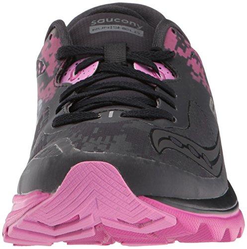 Kinvara 8 Runshield Runshield Womens Pink Kinvara 8 Black Saucony XxpBIPqq
