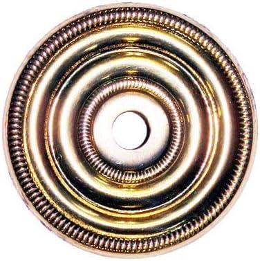 Drawer Pulls With Stamped Brass Back Plates Dresser