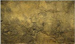 Universal Rocks 36-Inch by 16-Inch Rocky Aquarium/Reptile Rigid Foam Background