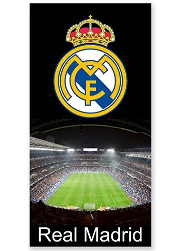Real Madrid Stadium Printed Towel by Real Madrid