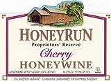 NV HoneyRun Winery Cherry Honeywine 750 mL