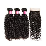 Hair Brazilian Body Wave Hair Extensions 100% Remy Human Hair Weave Bundles Natural Color Buy 3 or 4 bundles,20inches