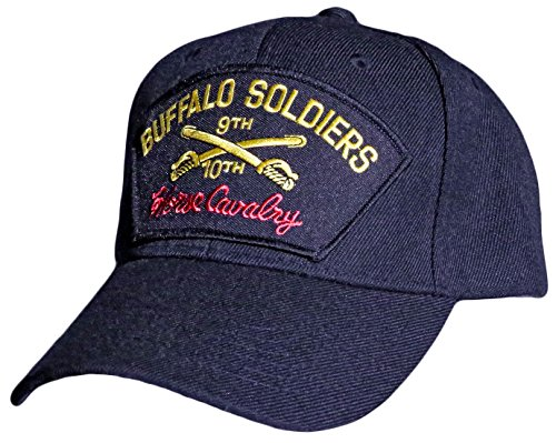 Buffalo Soldiers Horse Cavalry - Cap Buffalo Soldiers