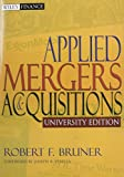 img - for Applied Mergers and Acquisitions University Edition with Student Workbook Set book / textbook / text book