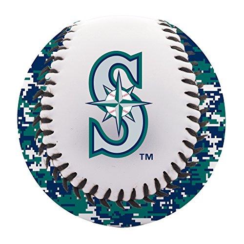 (Franklin Sports MLB Seattle Mariners Digi Camo Soft Strike)