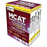 Princeton Review MCAT Subject Review Complete Box Set, 3rd Edition (Graduate School Test Preparation)
