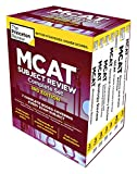 img - for Princeton Review MCAT Subject Review Complete Box Set, 3rd Edition (Graduate School Test Preparation) book / textbook / text book