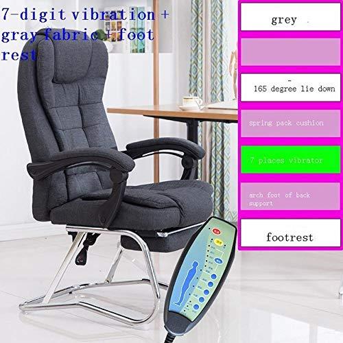OPXZPM Silla Jefe Oficina Y De Ordenador Sessel Boss CamisetaSillon Poltrona Silla Gaming Computer Chair, numero 1