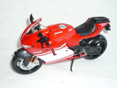Ducati Desmosedici Rr Rot 1/12 Maisto Motorradmodell Motorrad Modell Modellcarsonline