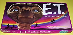 "ORIGINAL! VINTAGE 1982 ""E.T. THE EXTRA-TERRESTRIAL"" ANTIQUE MOVIE BOARD GAME-COLLECTIBLE TOY"