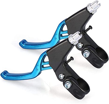 Universal Aluminum Alloy MTB Bicycle BMX Road Bike Handle Hand Bar Brake Lever L