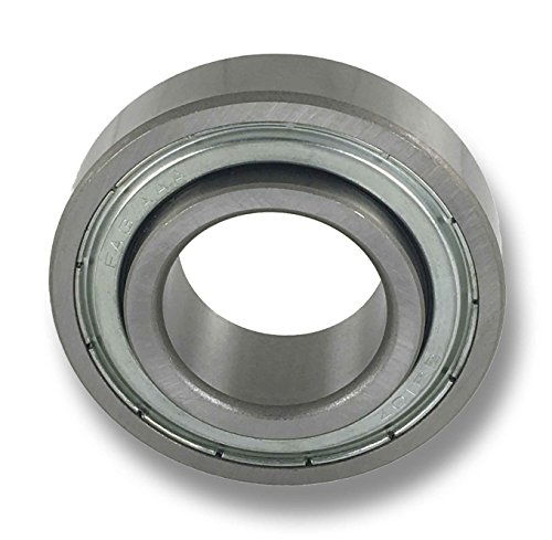 Bearing 88107, 53864, JD9301, John Deere Harvest Combines, Forage Combines, Grain Heads - Also Driveshaft Center Support Bearings for Chev. GMC, Ford, Dodge Trucks, SUVs, Alfa Romeo Rear Axle Bearing
