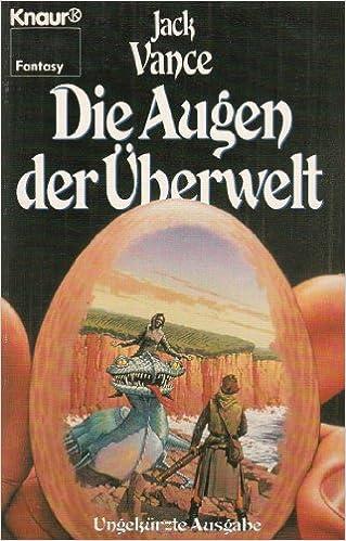 Vance Augen der Überwelt Cover 1986 klein