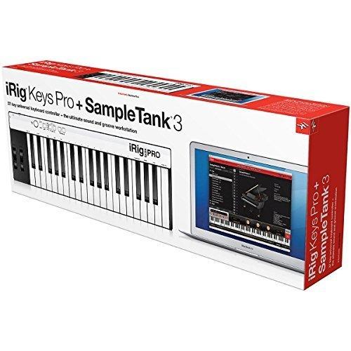 IK Multimedia Keys Pro + SampleTank 3 Bundle by IK Multimedia