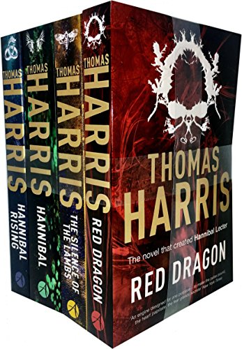 Book cover from Hannibal Lecter Series Collection 4 Books Set by Thomas Harris (Red Dragon, Silence Of The Lambs, Hannibal, Hannibal Rising) by Thomas Harris