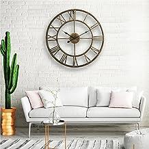 "LightInTheBox 20"" H Country Style Metal wall clock Home Décor Clocks"