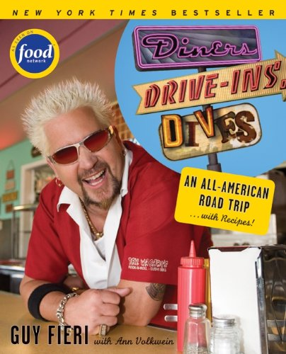 Diners Drive-Ins And Dives Texas Map