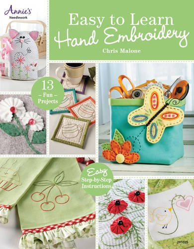 Easy to Learn Hand Embroidery -