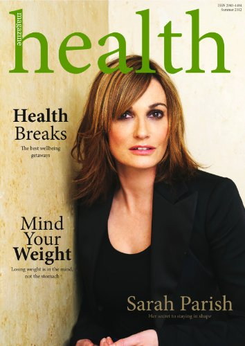 What's Inside Healthy Aging Magazine's Summer Issue 2012