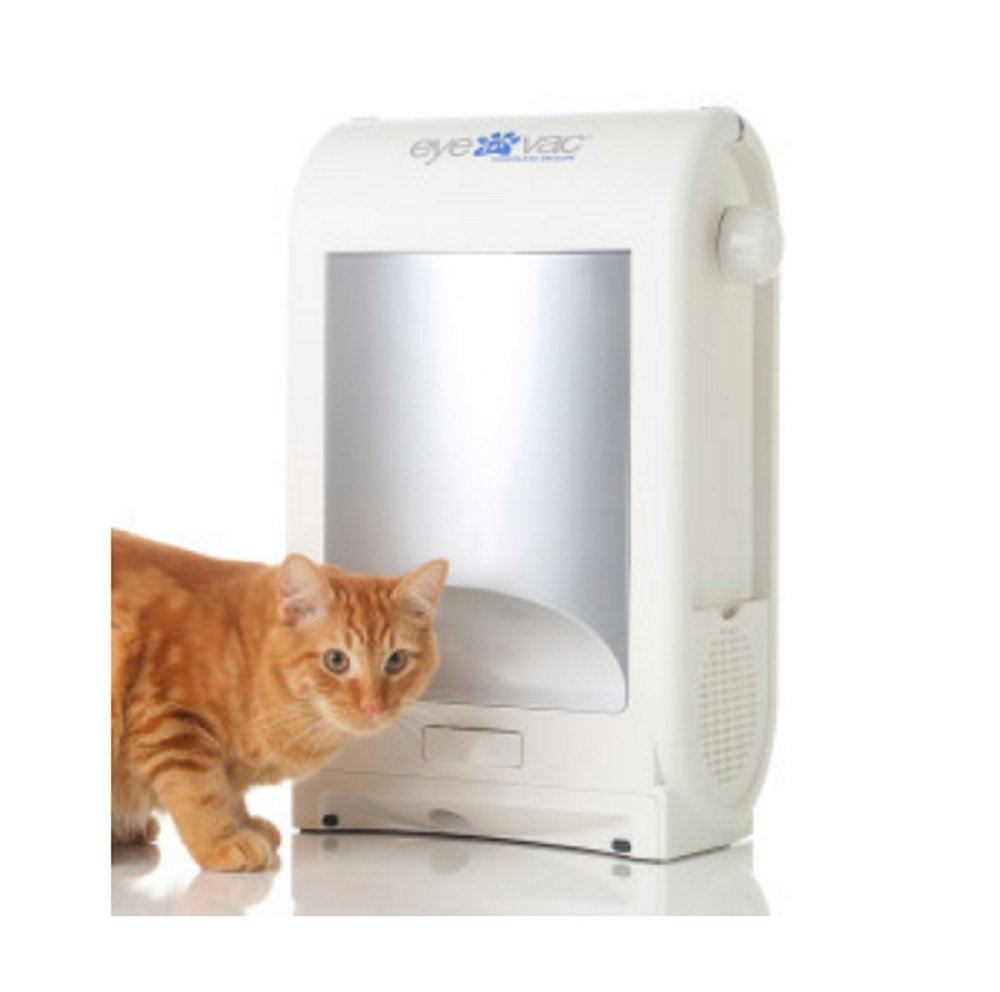 Eye-Vac EVPRO-PW Professional Pet Designer, White