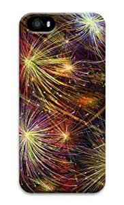 iPhone 5 3D Hard Case Special Fireworks Display Independence Day