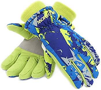 RunRRIn Winter Warmest Waterproof and Breathable Snow Gloves