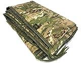 HighSpeedDaddy HSD Mini Woobie Military Style Poncho Liner Kids Baby Blanket (Multicam, Adult)