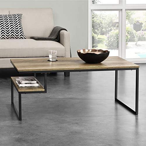 Tavolino da caff/è con tavolino colore Generic W Bianco e Bianco
