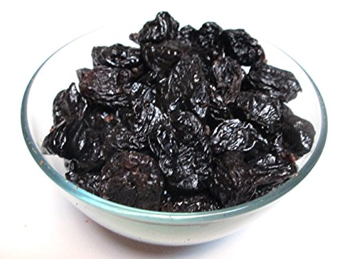 Organic Dried California Pitted Prunes, 3 LB Bag