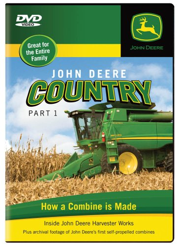 - How a Combine is Made (John Deere Country, Part 1)