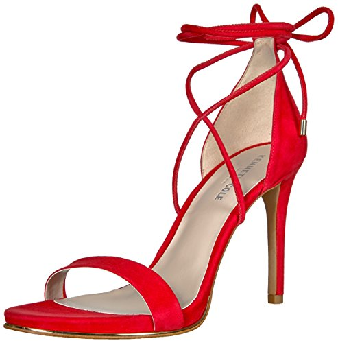 Kenneth Cole New York Womens Berry Kjole Sandal Red