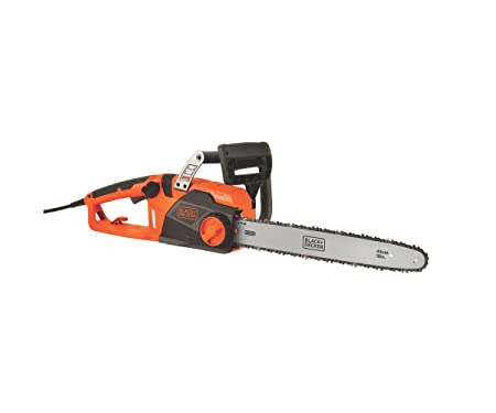 BLACK+DECKER CS1518 Electric Chainsaw